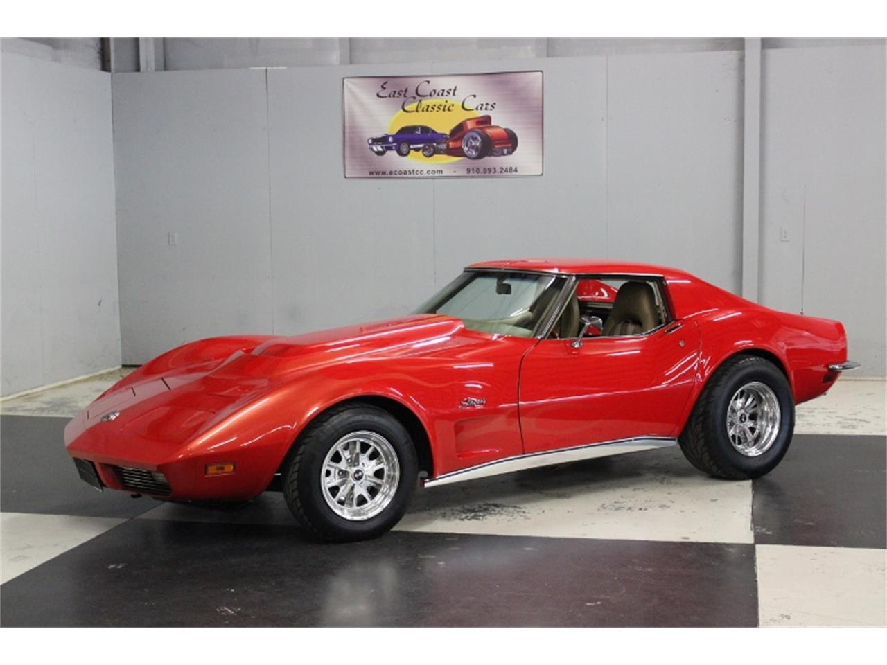 1973 Chevrolet Corvette for sale in Lillington, NC – photo 7