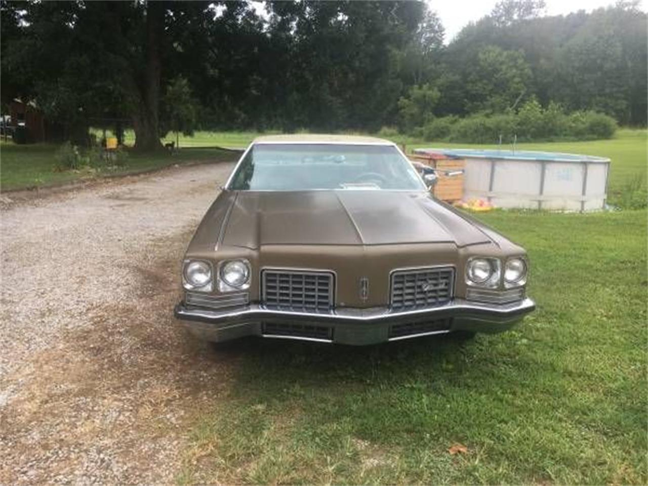 1972 Oldsmobile 98 for sale in Cadillac, MI – photo 2