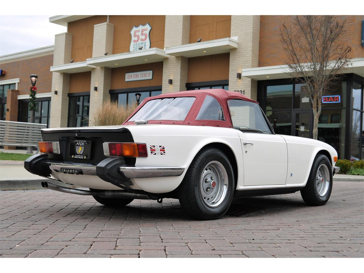 1976 Triumph TR6 for sale in Brentwood, TN – photo 3