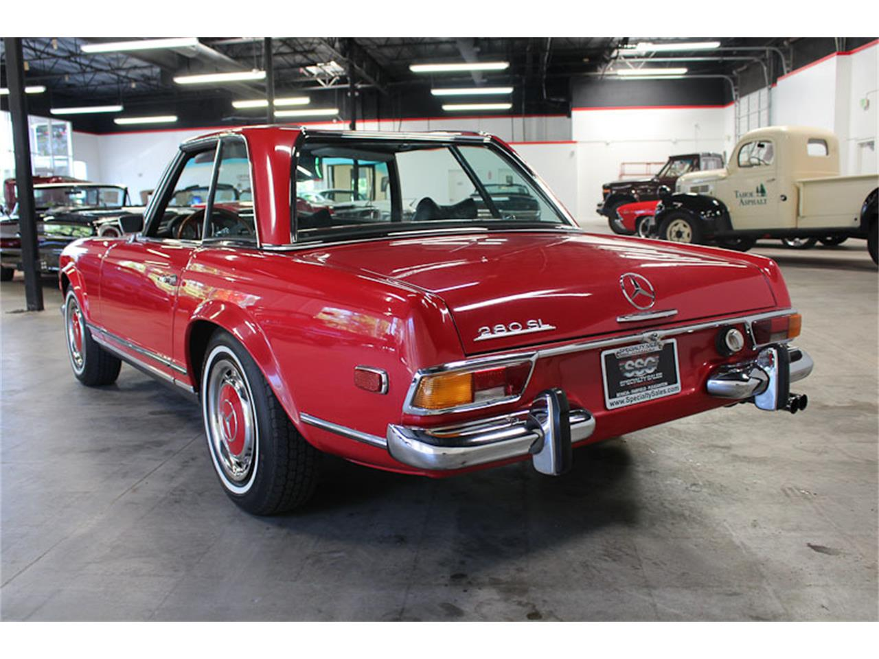 1970 Mercedes-Benz 280SL for sale in Fairfield, CA – photo 13