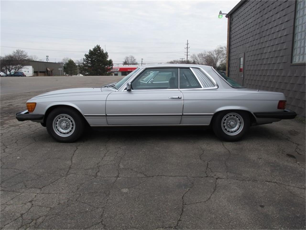 1977 Mercedes-Benz 450SLC for sale in Troy, MI – photo 10