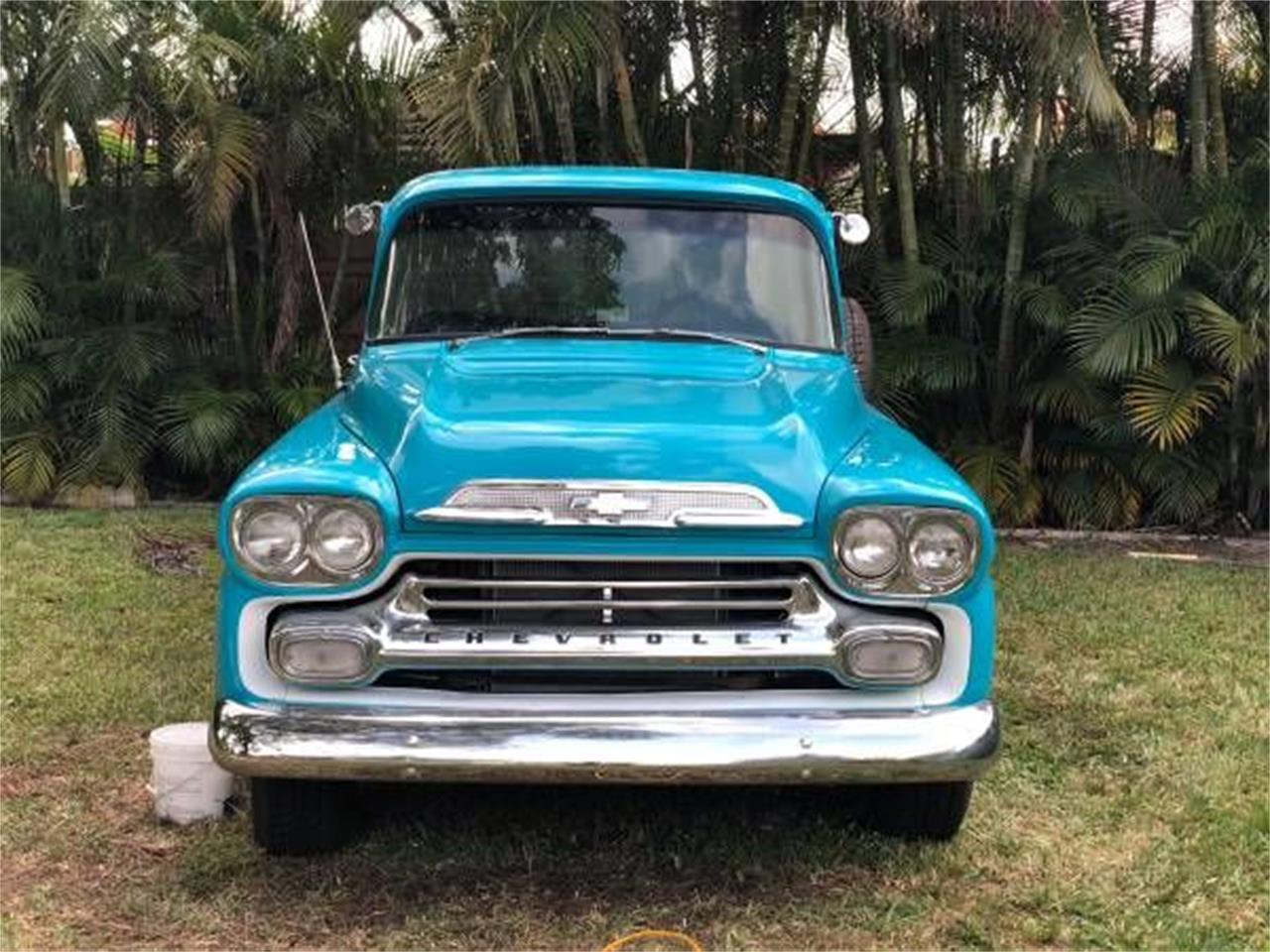 1959 Chevrolet 3100 for sale in Cadillac, MI – photo 8