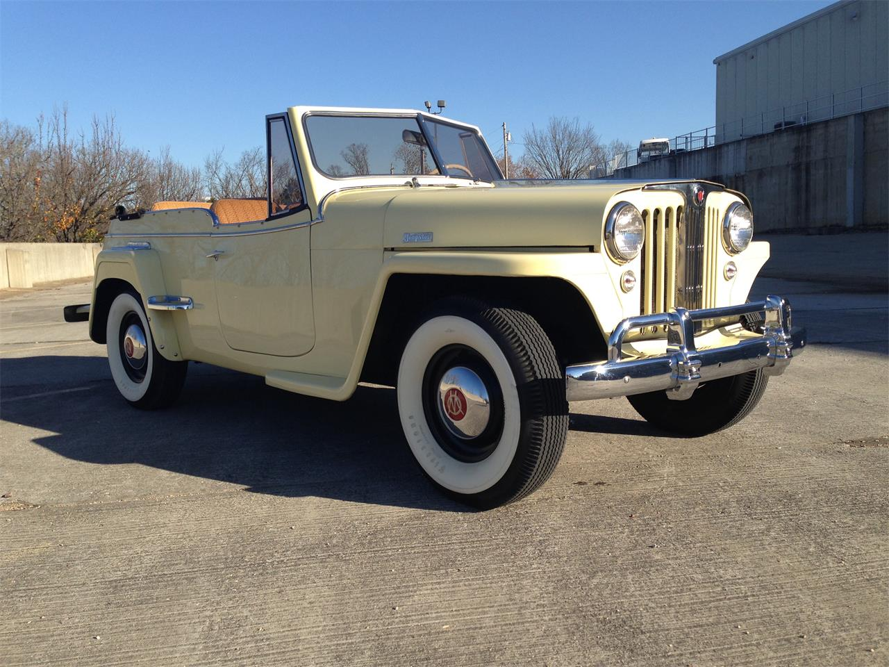 1949 Willys-Overland Jeepster for sale in Branson, MO – photo 11