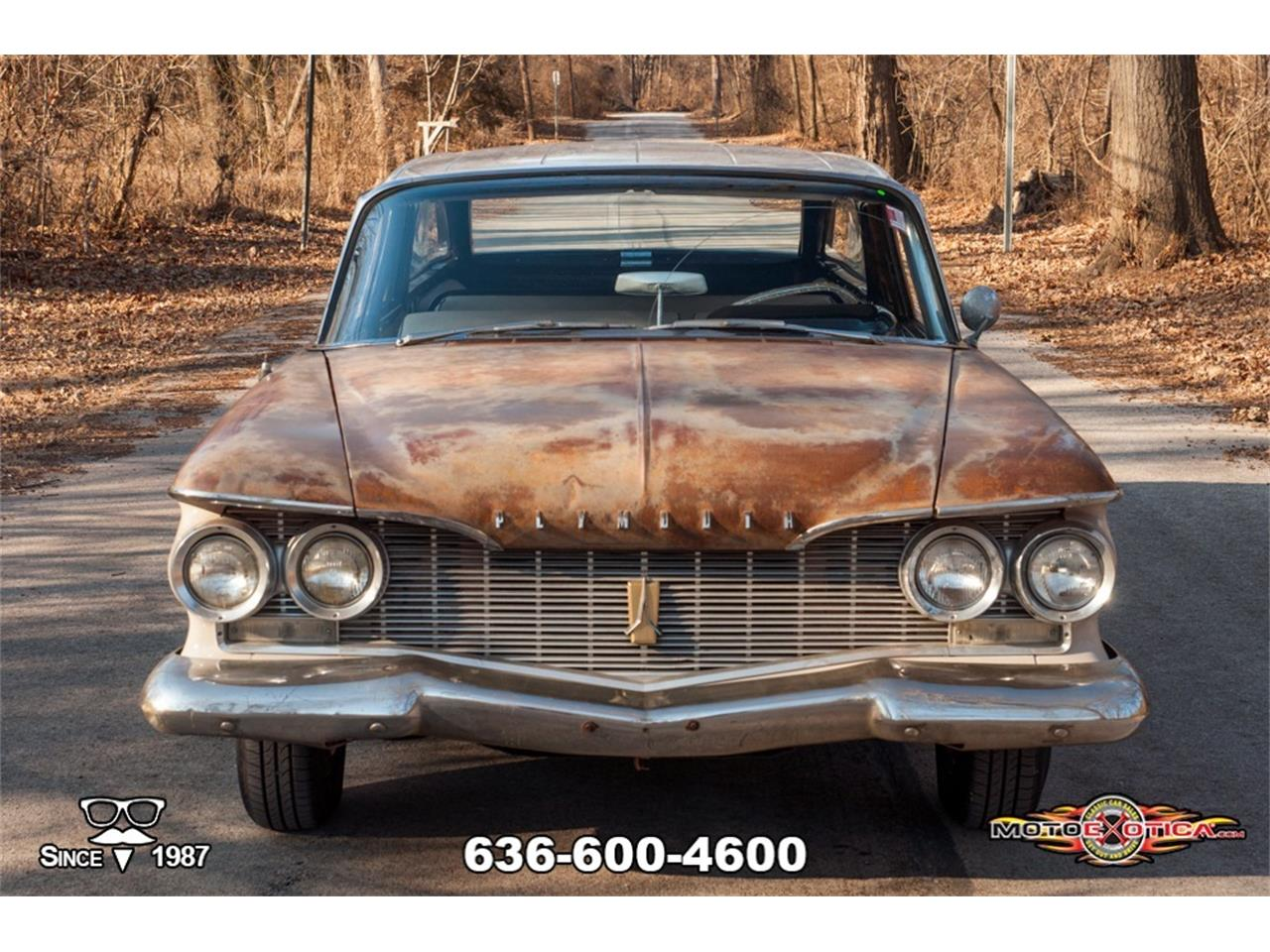 1960 Plymouth Station Wagon for sale in St. Louis, MO – photo 2
