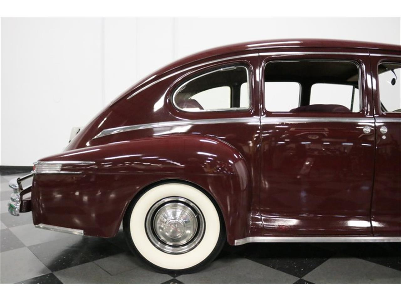 1946 Lincoln Zephyr for sale in Ft Worth, TX – photo 35