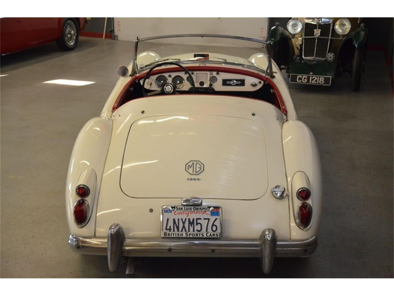 1961 MG MGA for sale in Lebanon, TN – photo 4