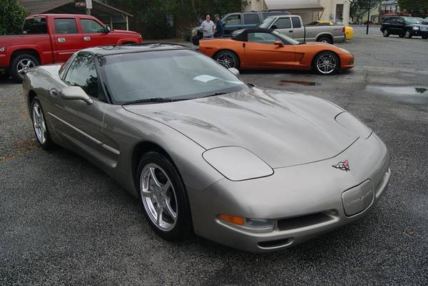2000 Chevrolet Corvette for sale in Conover, NC