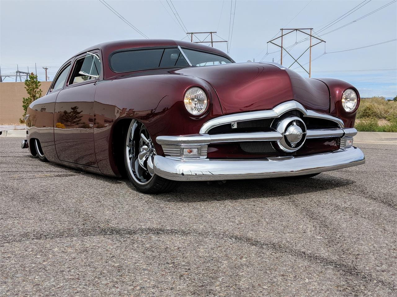 1950 Ford Custom for sale in Albuquerque, NM – photo 34