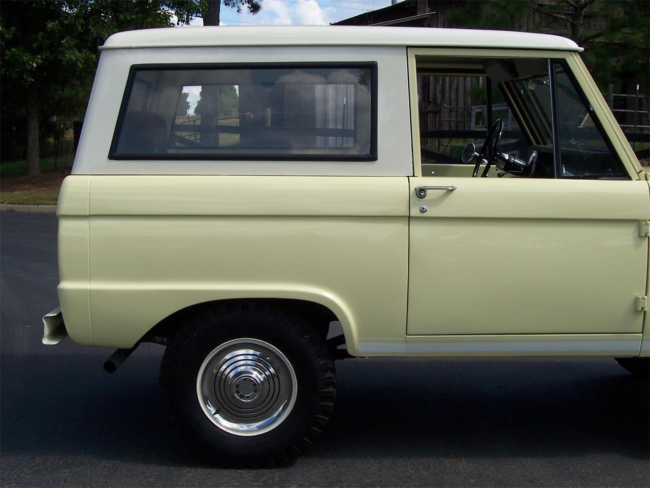 1966 Ford Bronco for sale in Alpharetta, GA – photo 8