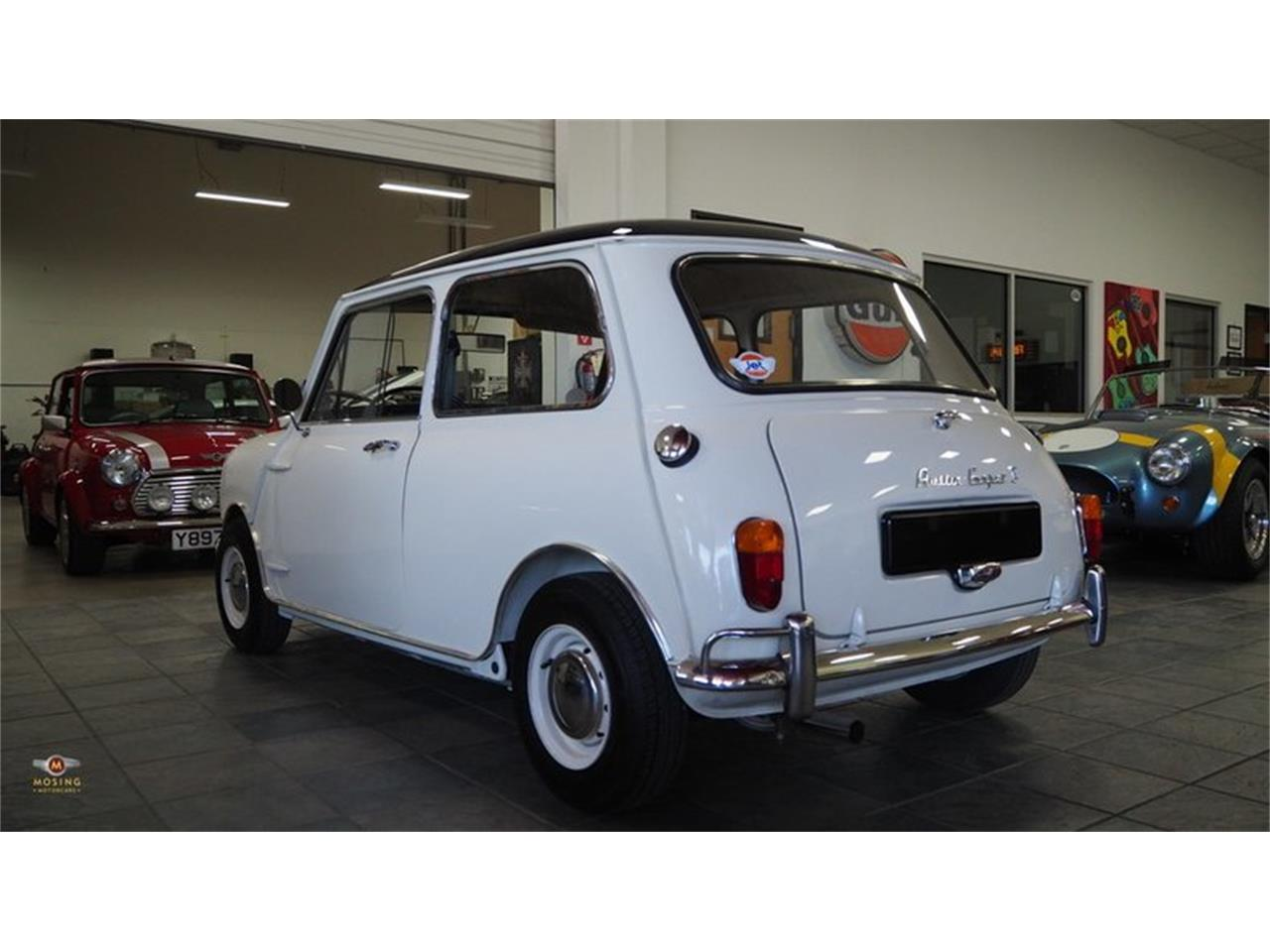 1967 Austin Mini Cooper S for sale in Austin, TX – photo 10