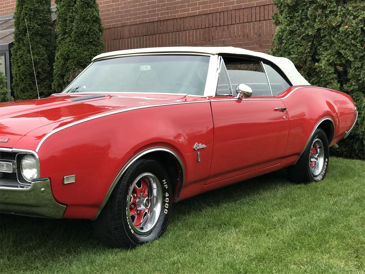 1968 Oldsmobile Cutlass for sale in Geneva, IL – photo 11