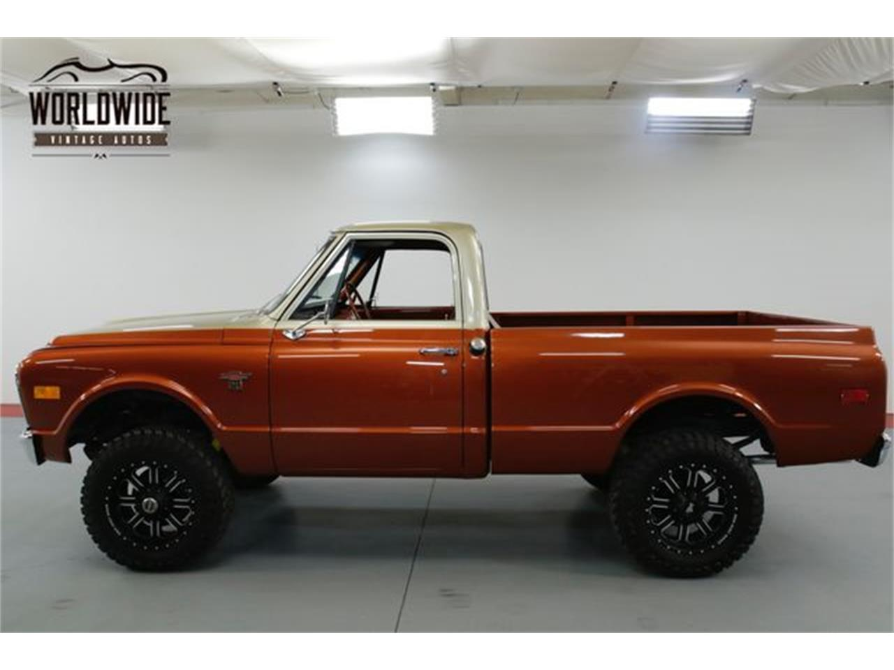 1968 Chevrolet K-20 for sale in Denver , CO – photo 8
