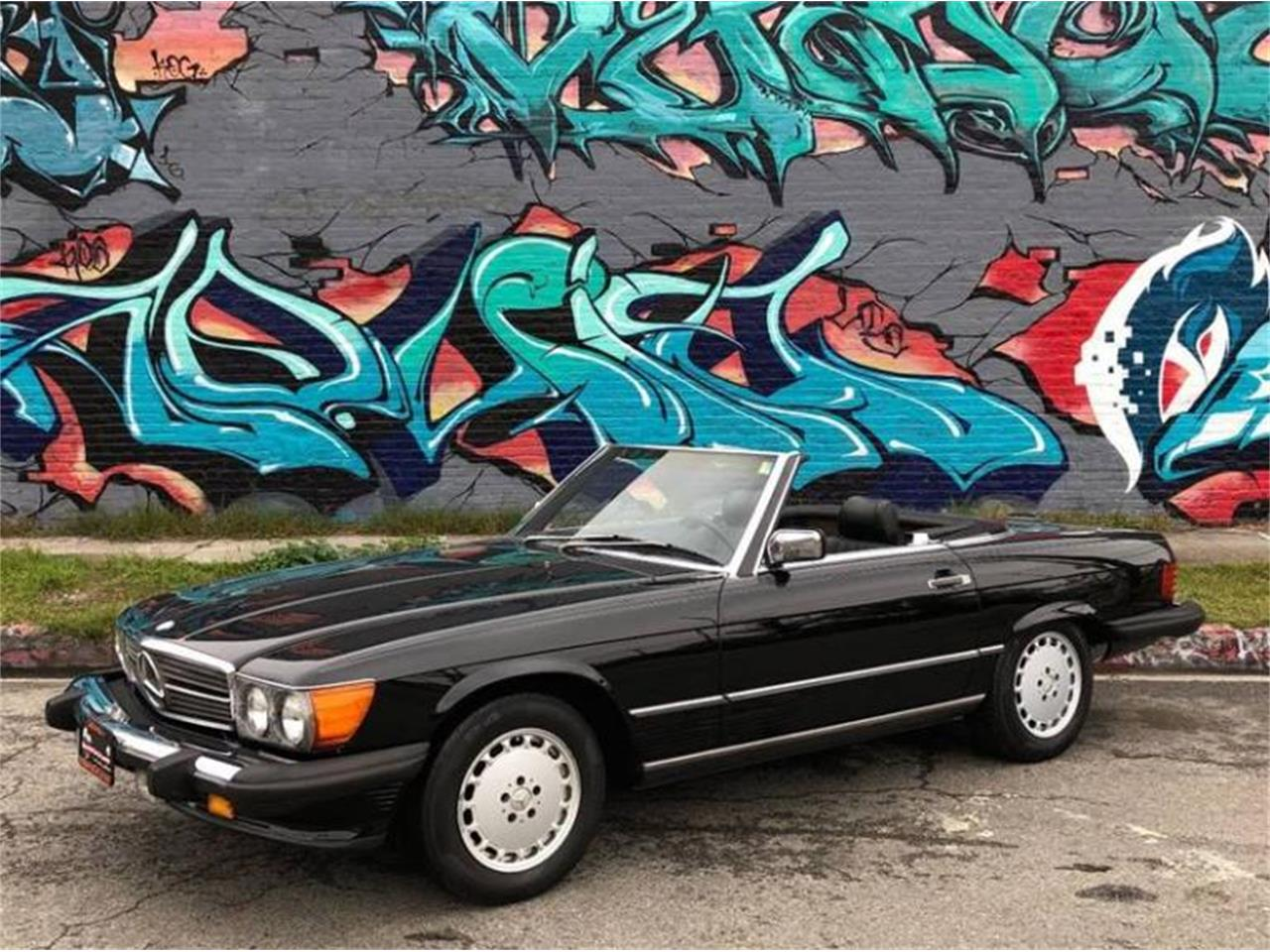 1988 Mercedes-Benz 560 for sale in Los Angeles, CA – photo 3