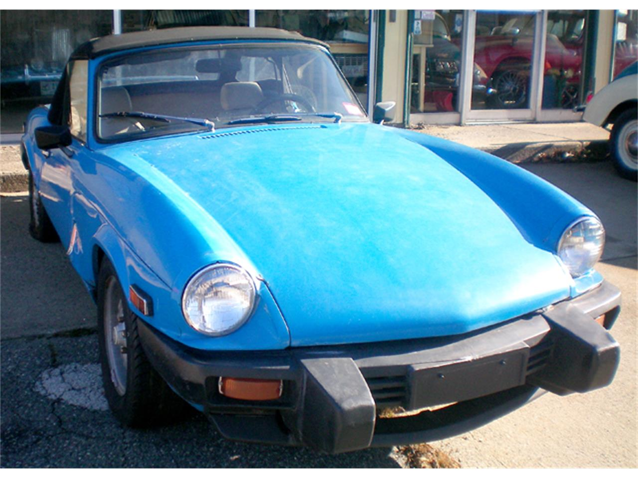 1979 Triumph Spitfire for sale in Rye, NH
