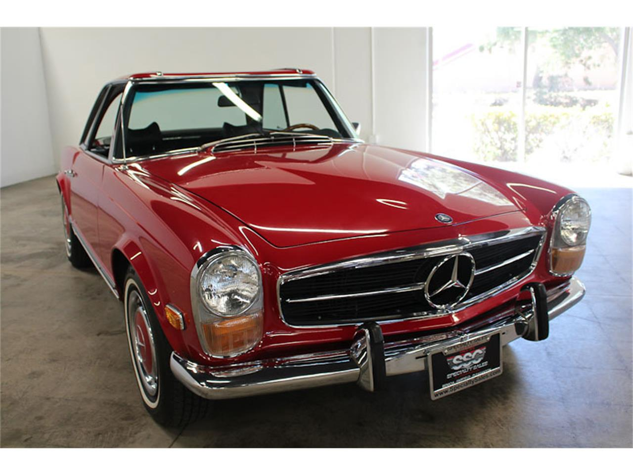 1970 Mercedes-Benz 280SL for sale in Fairfield, CA – photo 5