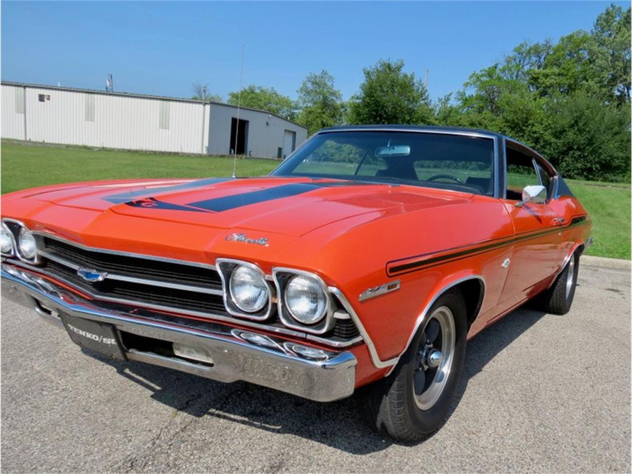 1969 Chevrolet Chevelle for sale in Dayton, OH – photo 17