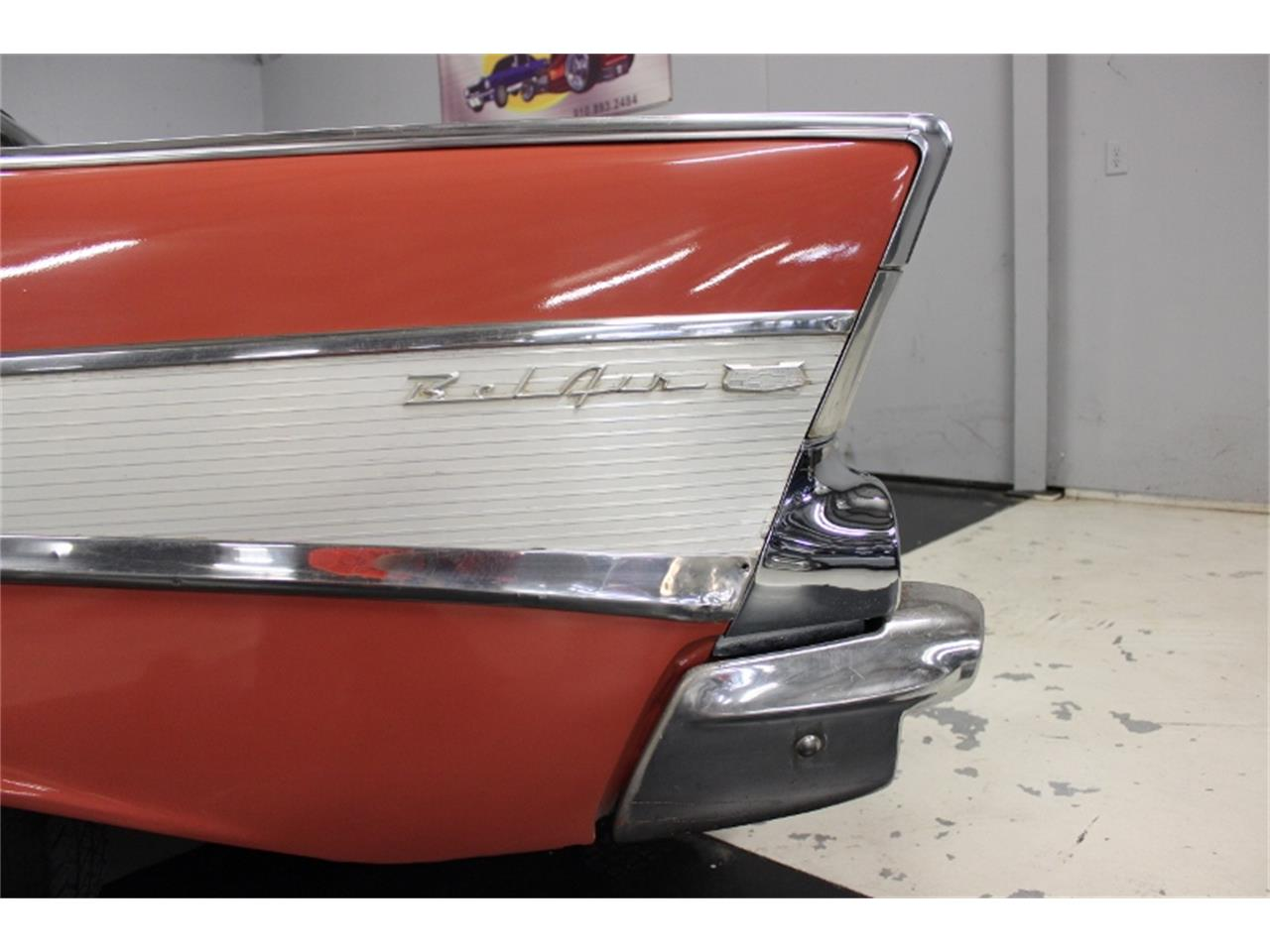 1957 Chevrolet Bel Air for sale in Lillington, NC – photo 21