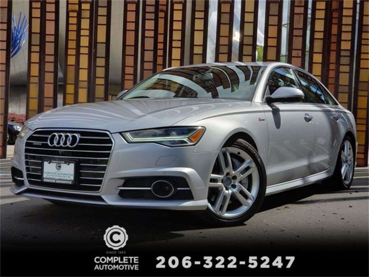 2016 Audi A6 for sale in Seattle, WA