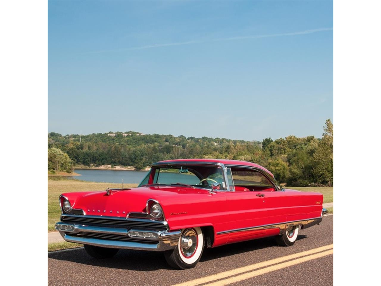 1956 Lincoln Premiere for sale in St. Louis, MO