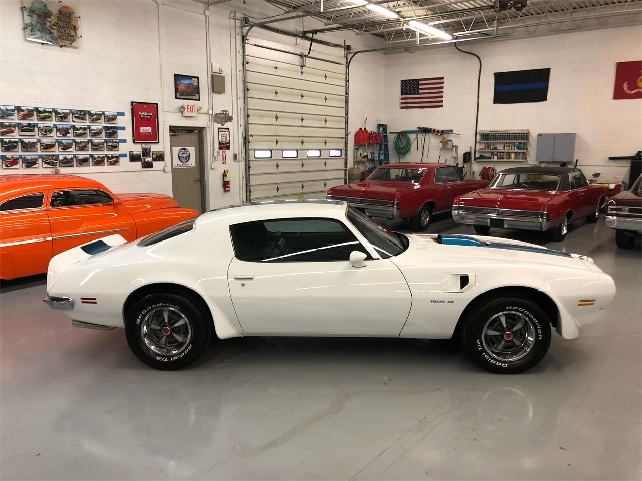 1970 Pontiac Firebird Trans Am for sale in North Royalton, OH – photo 12