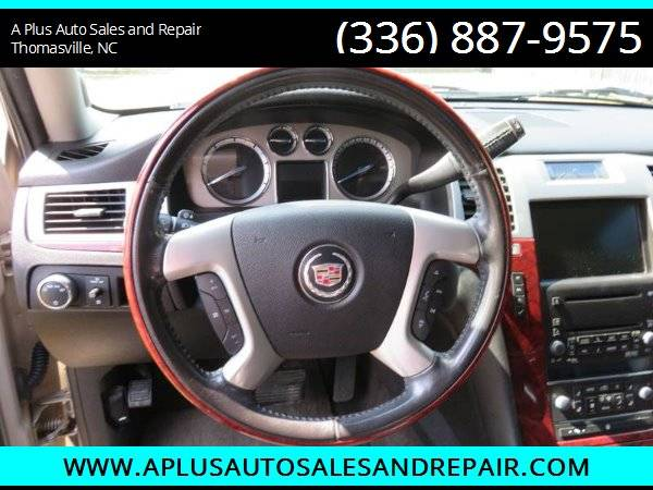 2009 Cadillac Escalade Base AWD 4dr SUV for sale in Thomasville, NC – photo 14