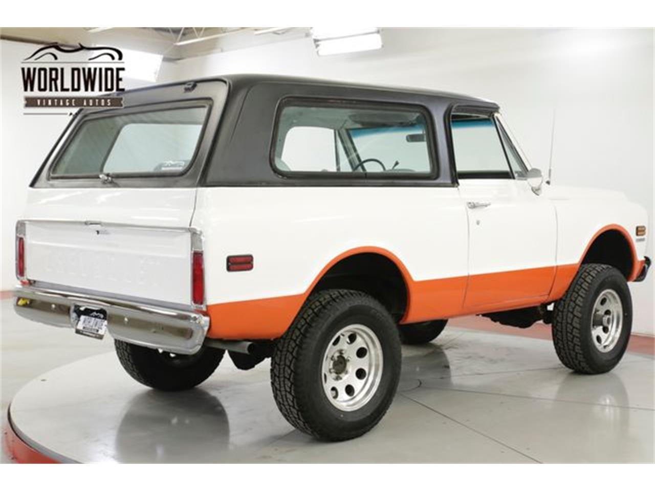 1969 Chevrolet Blazer for sale in Denver , CO – photo 7