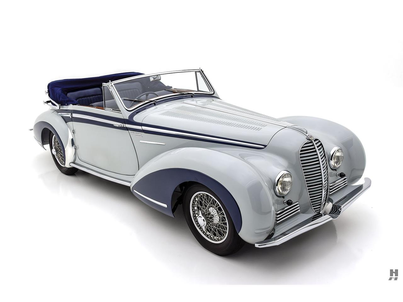 1948 Delahaye 135MS for sale in Saint Louis, MO – photo 31