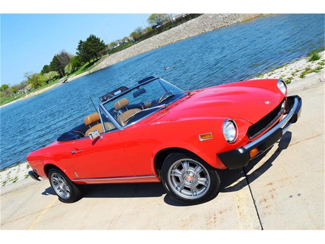 1977 Fiat 124 for sale in Barrington, IL – photo 20