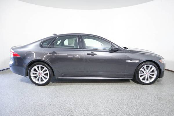 2016 Jaguar XF, Storm Grey for sale in Wall, NJ – photo 6