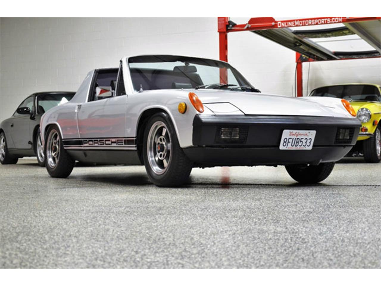 1972 Porsche 914 for sale in Plainfield, IL – photo 40