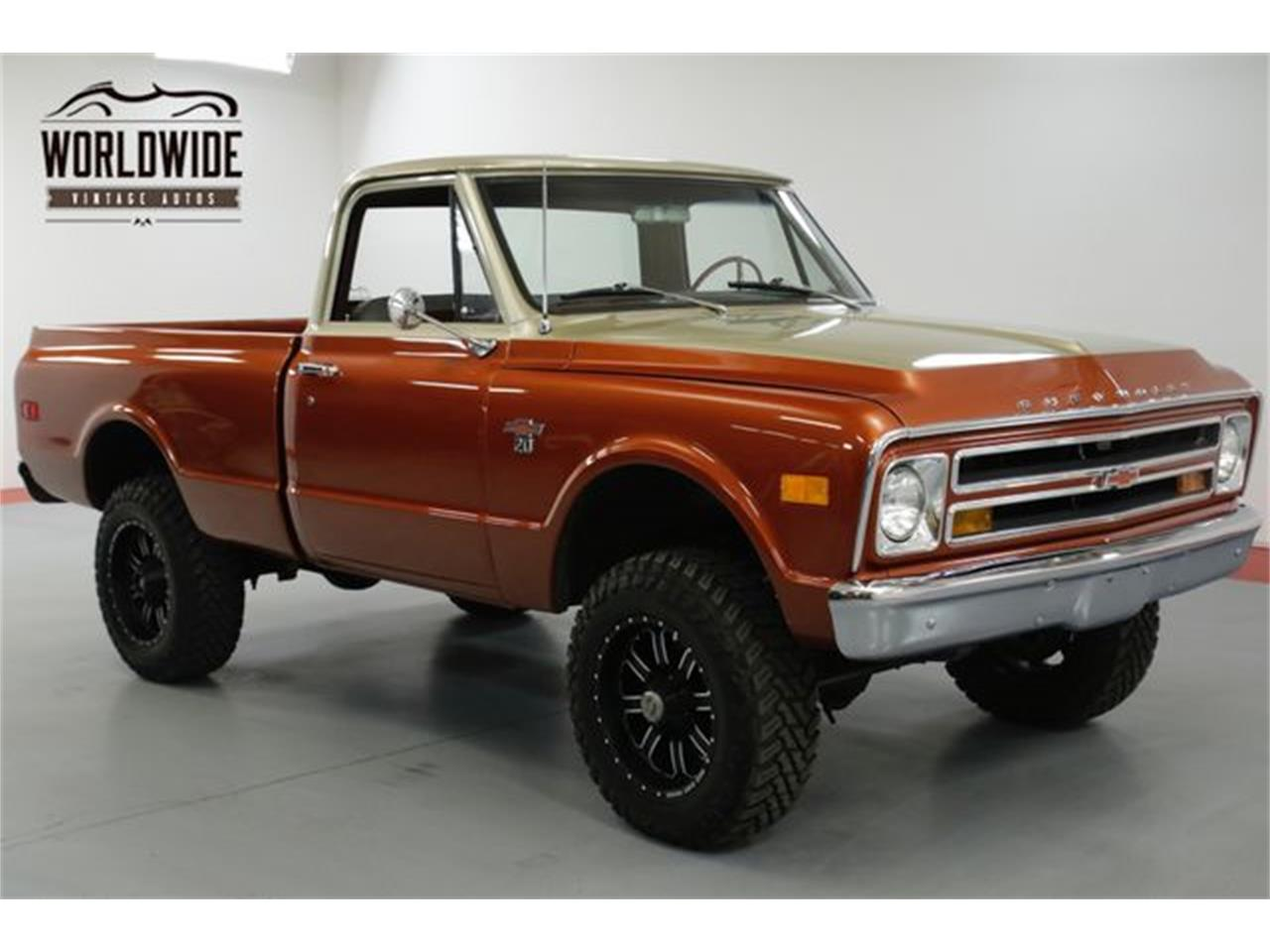 1968 Chevrolet K-20 for sale in Denver , CO – photo 5