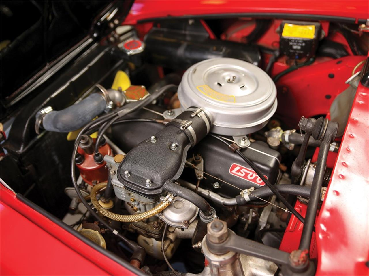 1965 Fiat Abarth 1500 for sale in Fort Lauderdale, FL – photo 3