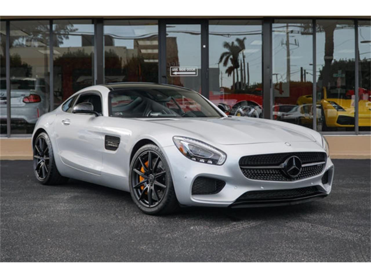 2016 Mercedes-Benz AMG for sale in Miami, FL