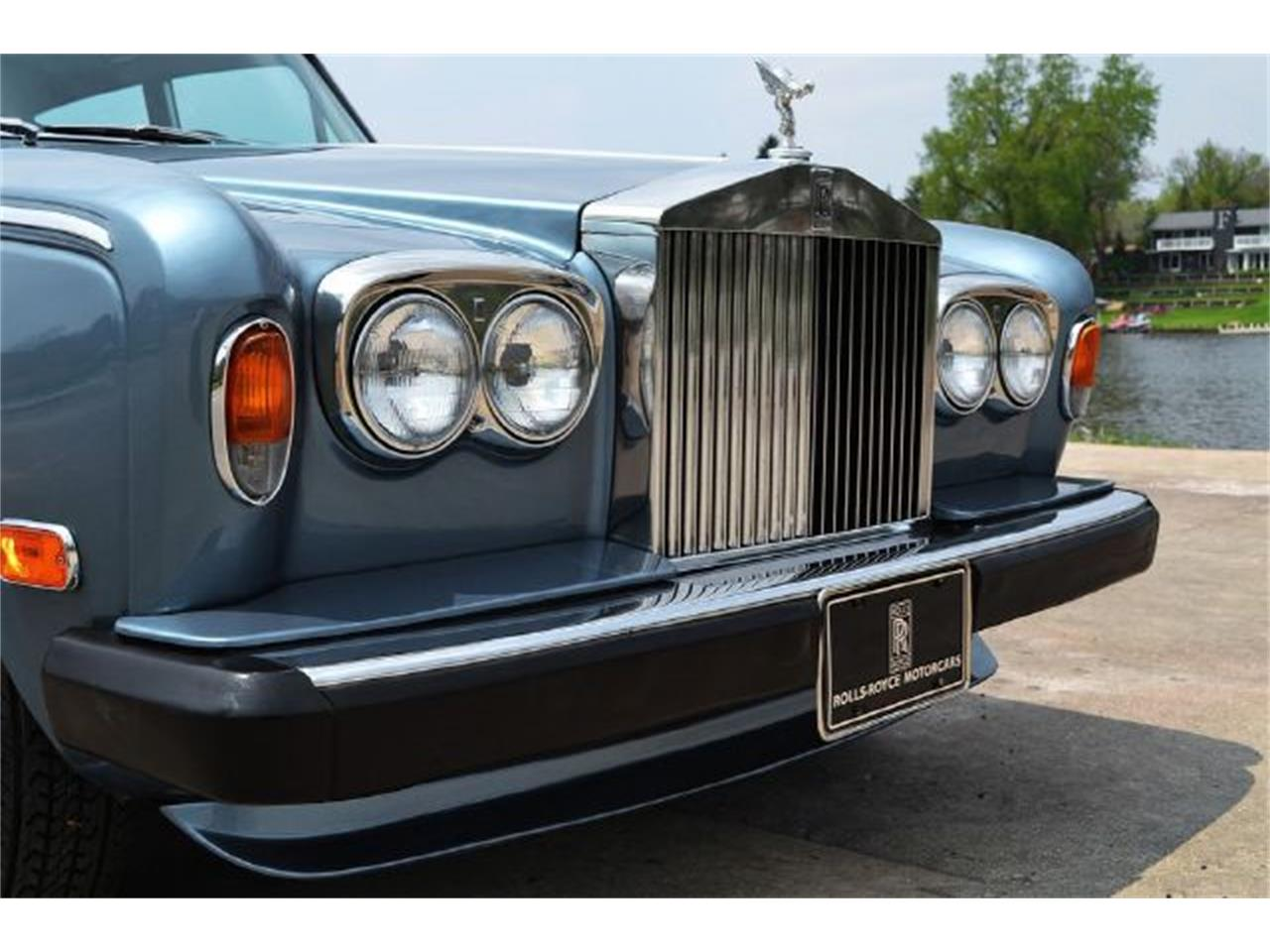 1973 Rolls-Royce Silver Shadow for sale in Carey, IL – photo 13