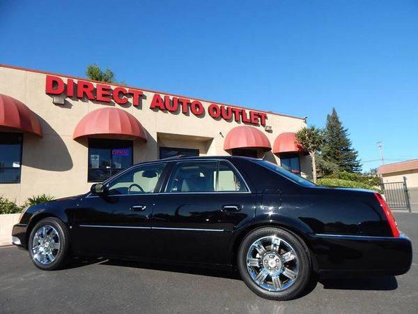 2008 Cadillac DTS Performance 4dr Sedan for sale in Fair ...
