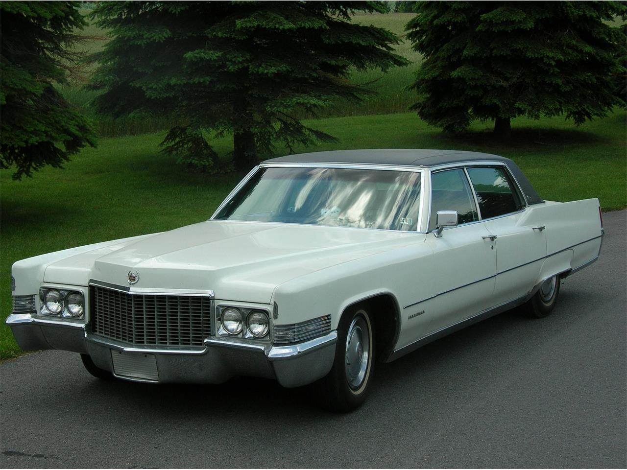 1970 Cadillac Fleetwood for sale in Shamokin, PA