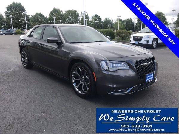 2017 Chrysler 300 S WORK WITH ANY CREDIT! for sale in Newberg, OR