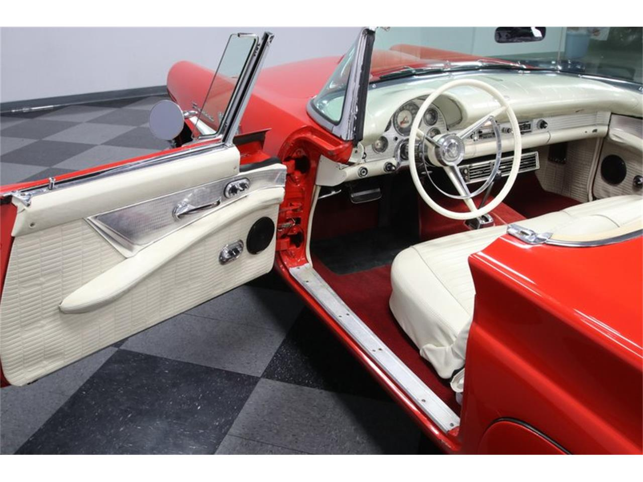 1957 Ford Thunderbird for sale in Concord, NC – photo 47