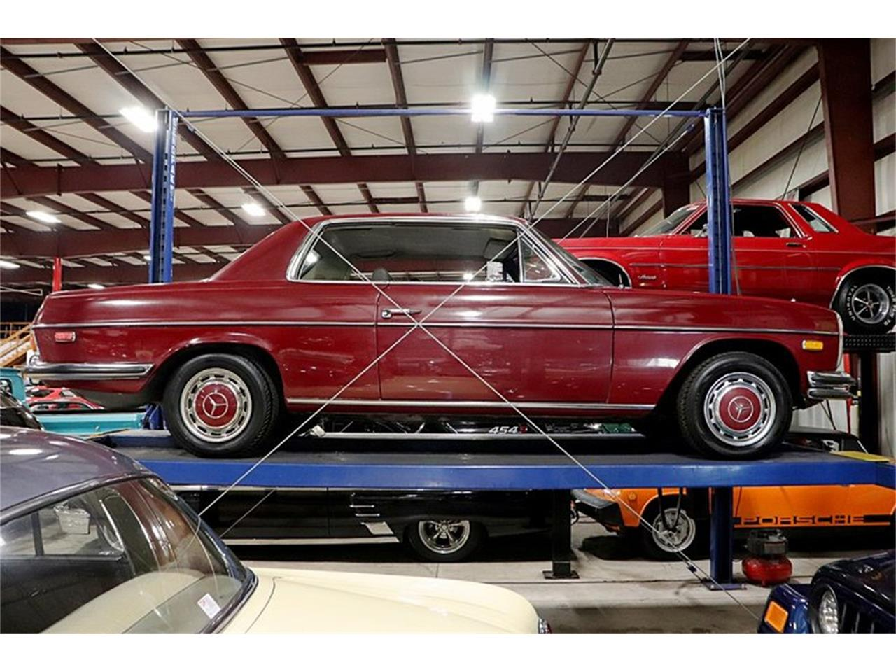 1971 Mercedes-Benz 250C for sale in Kentwood, MI – photo 71