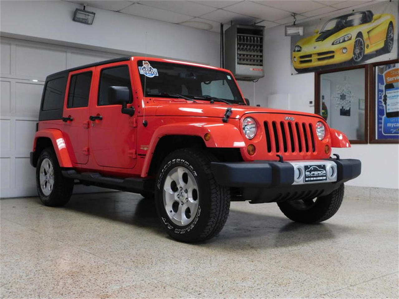 2013 Jeep Wrangler for sale in Hamburg, NY – photo 3