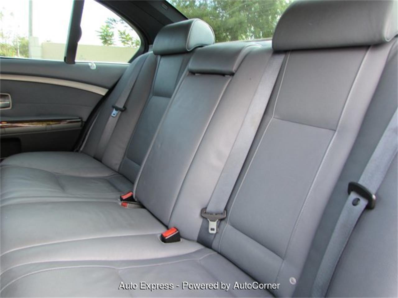 2007 BMW 7 Series for sale in Orlando, FL – photo 22