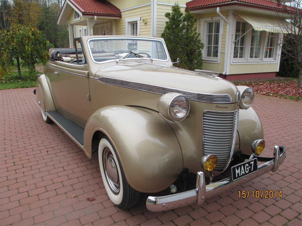 1937 Chrysler Royal for sale in Helsinki, Vantaa – photo 6