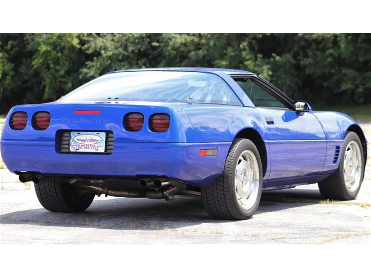 1995 Chevrolet Corvette for sale in Alsip, IL – photo 4