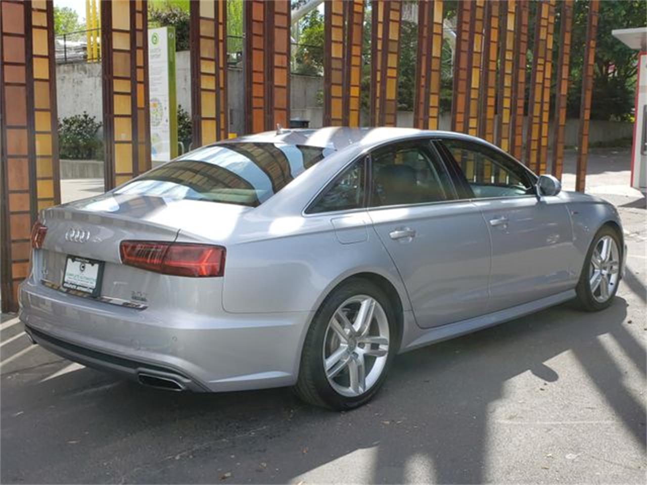 2016 Audi A6 for sale in Seattle, WA – photo 6