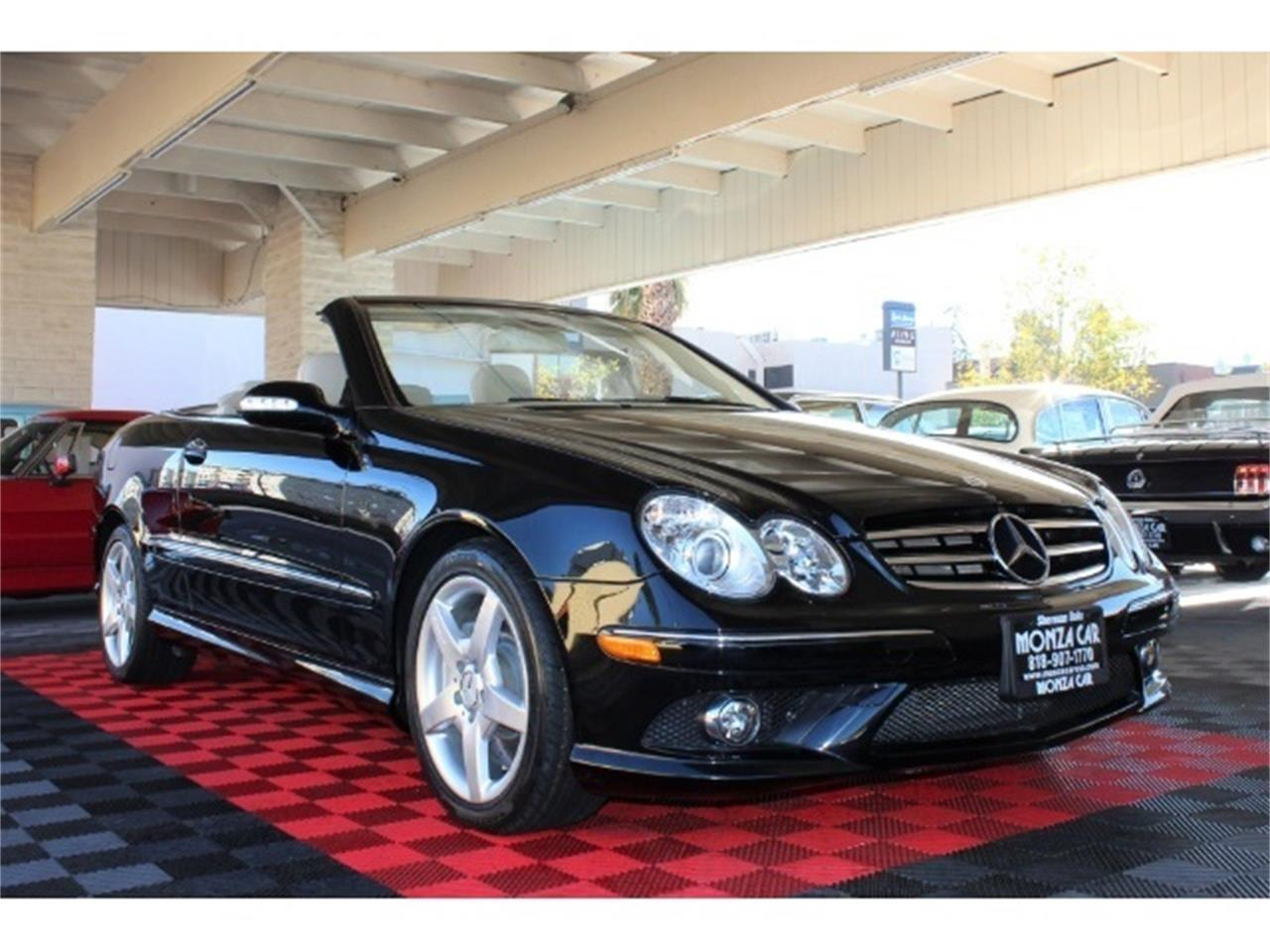 2007 Mercedes-Benz CLK-Class for sale in Sherman Oaks, CA