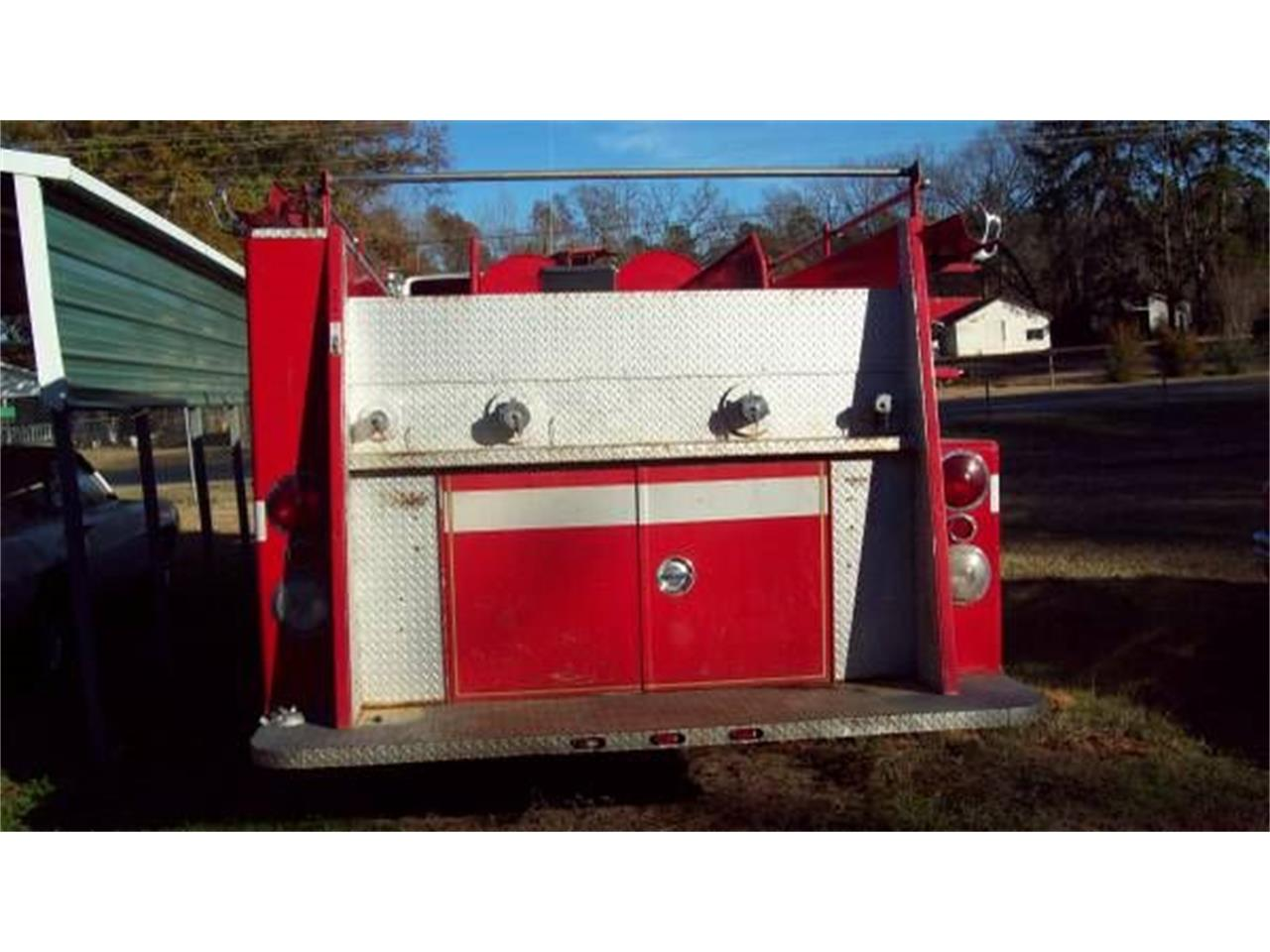 1977 Seagrave Fire Truck for sale in Cadillac, MI – photo 2