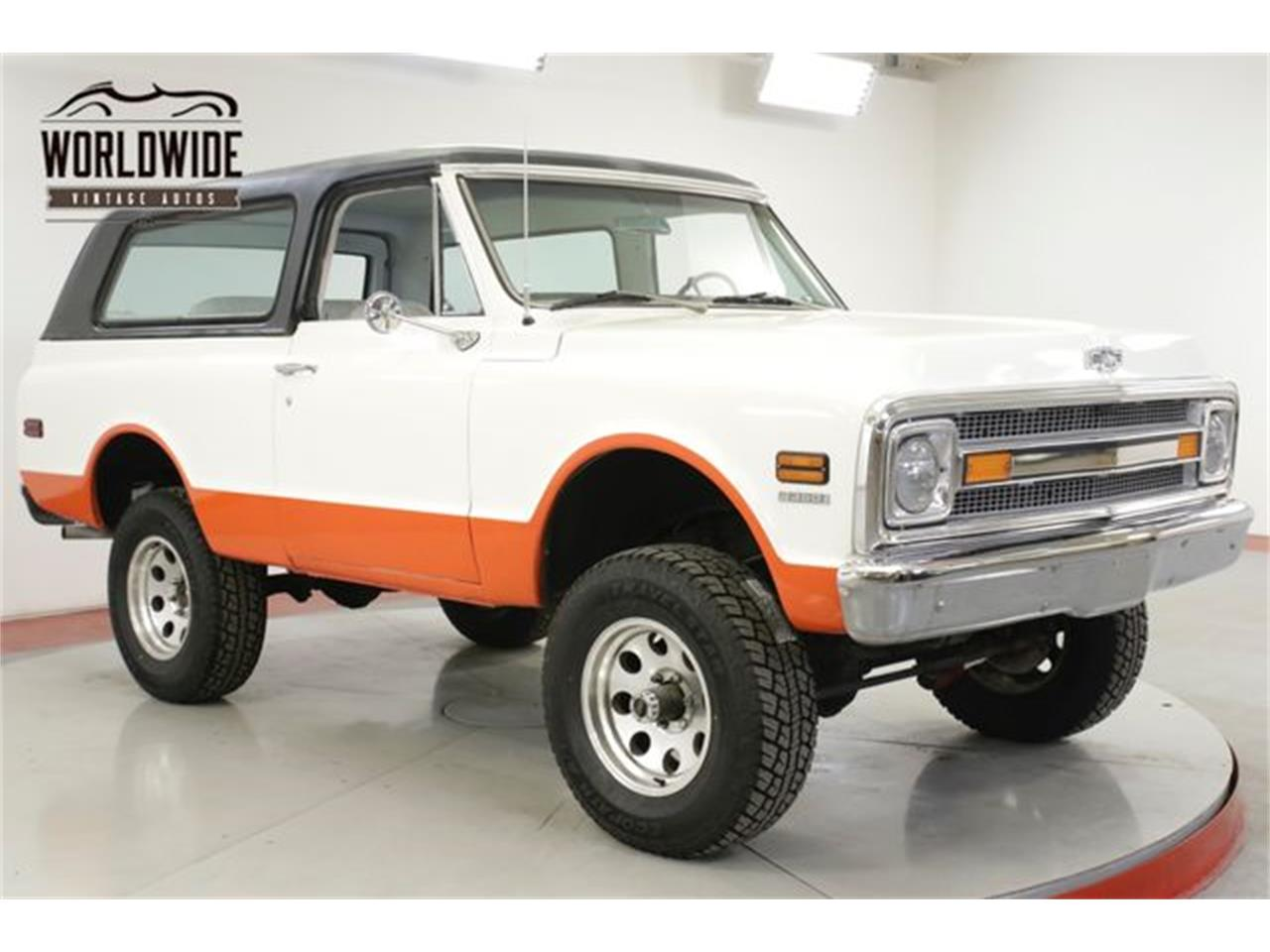 1969 Chevrolet Blazer for sale in Denver , CO – photo 3