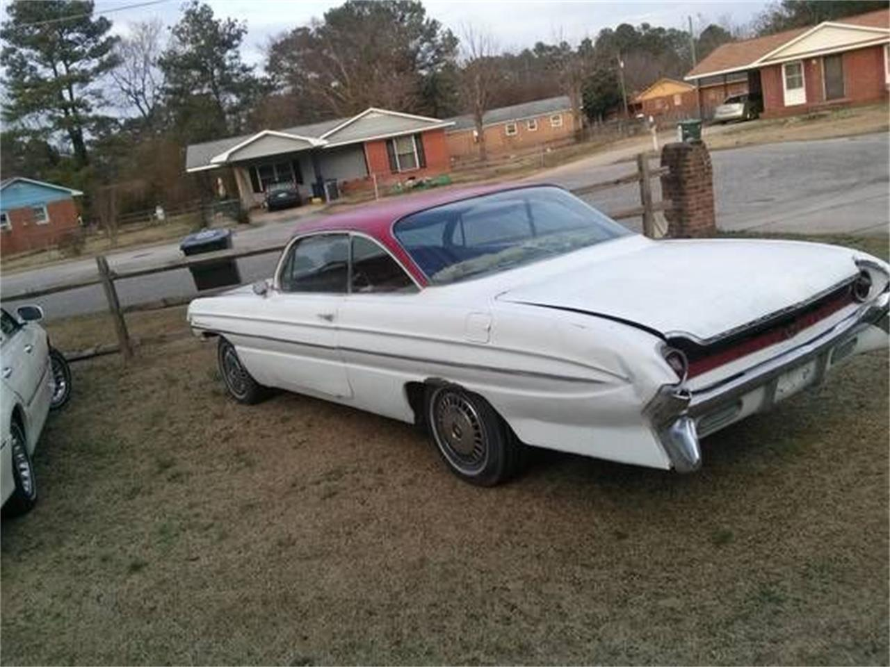 1961 Oldsmobile Dynamic 88 for sale in Cadillac, MI