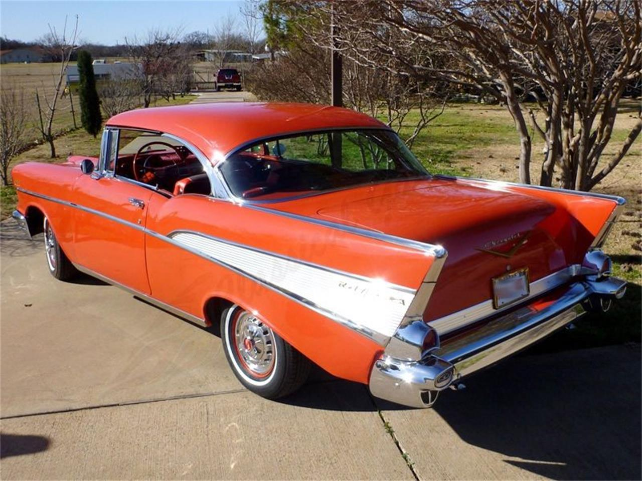 1957 Chevrolet Bel Air for sale in Arlington, TX – photo 5