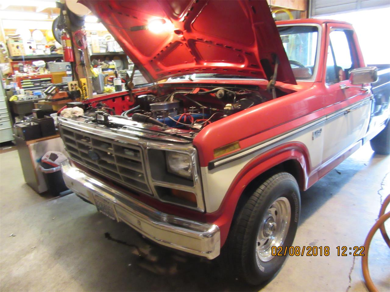 1985 Ford F150 for sale in PUYALLUP, WA – photo 12
